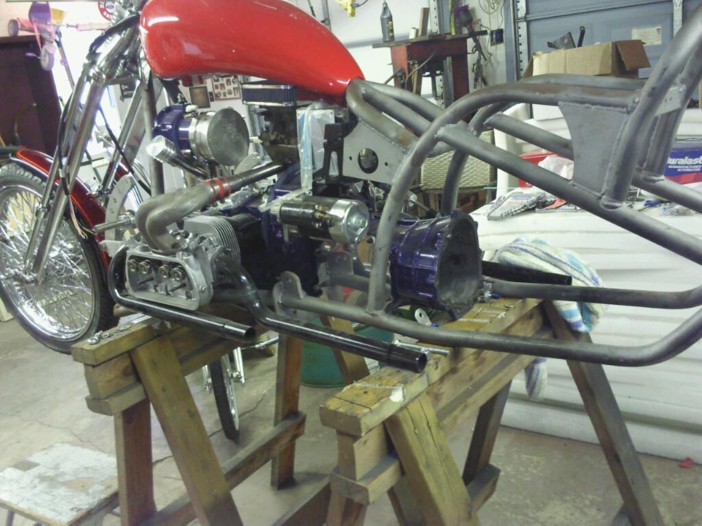 Vw Mid Engine Trike Frames, Vw, Free Engine Image For User ...